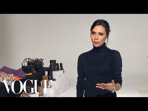 Victoria Beckham Takes You Behind the Scenes of Her Fall 2018 Show | Vogue