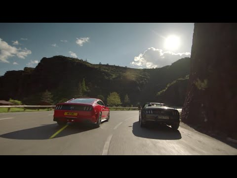 Ford Mustang arrives in Europe - Episode 1 – France