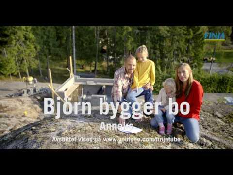 Bjørn bygger bo, anneks – Trailer