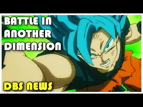 Goku Fights Broly In Another Dimension and More Details   Dragon Ball Super Broly Movie