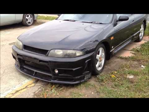 JDM Nissan Skyline R33 GTST Type M RB25DET in Toronto Canada, Import from Japan
