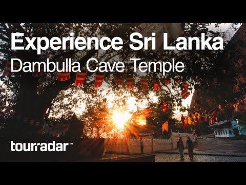Experience Sri Lanka: Dambulla Cave Temple