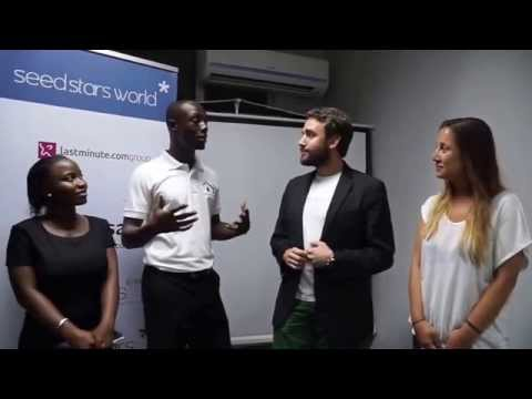 Asoriba from MEST is the winner of Seedstars Accra