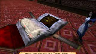 American Mcgee's Alice HD Walkthrough - Part4.wmv