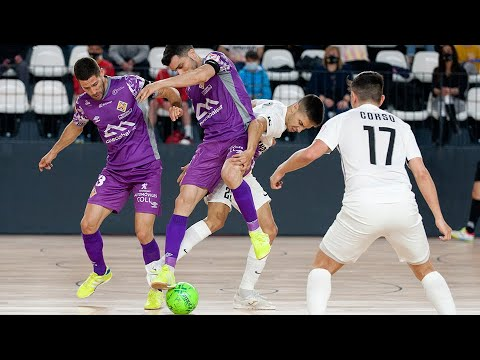 Industrias Santa Coloma   Palma Futsal Jornada 28 Temp 20 21