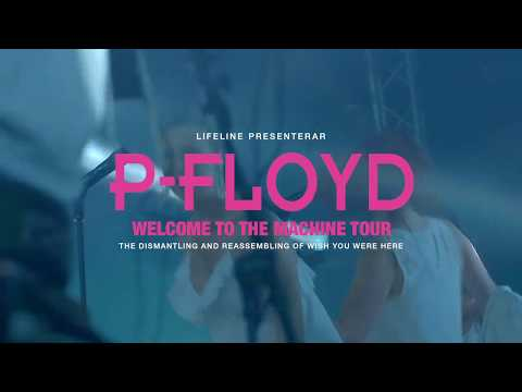 P-Floyd - Welcome To The Machine tour 2019
