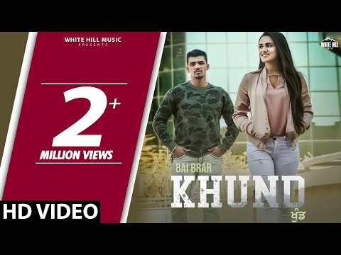 KHUND LYRICS - Bai Brar