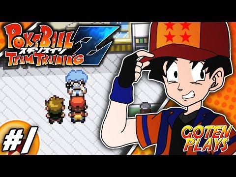 Goten Plays Pokémon Ball Z Part 1 - DAD I CHOOSE YOU!