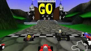 LEGO Racers (PC) Walkthrough | Circuit Race #5: Baron von Barron