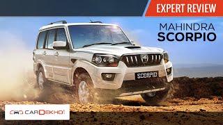 2014 New Mahindra Scorpio | Video Review India