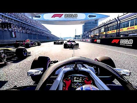 f1 2018 gameplay trailer 2018 ps4 xbox one pc videogame guide. Black Bedroom Furniture Sets. Home Design Ideas