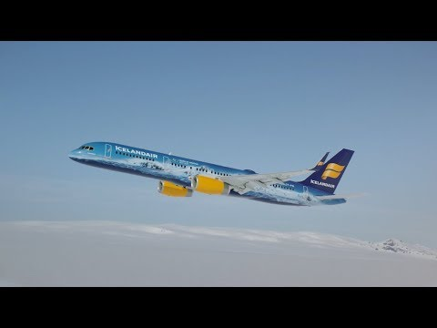 Why Fly Icelandair?
