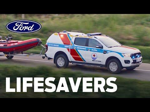 Lifesavers I The Ford Ranger Lifeguard