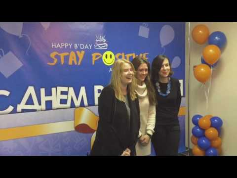 Happy B-day, AsstrA Minsk!/ С днём рождения, AsstrA Минск!