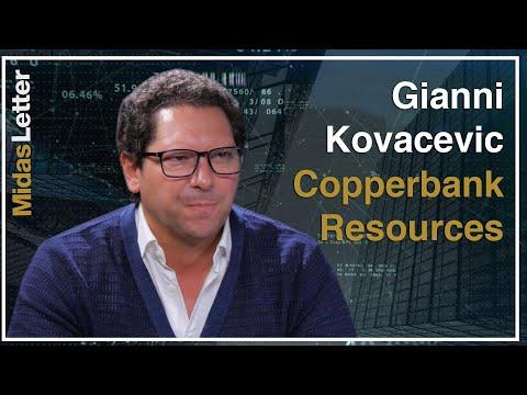 Coperbank Resources (CSE:CBK) CEO, Gianni Kovaccevic
