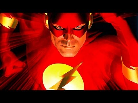 Superhero Origins: The Flash