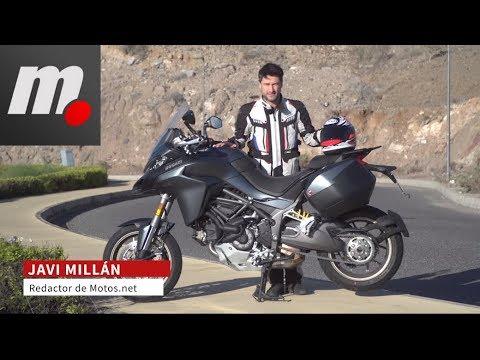 Ducati Multistrada 1260S | Presentación / Primera Prueba / Test / Review en español | motos.net