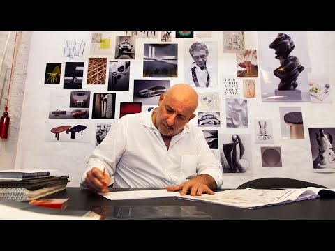 Studio visit: Jean-Marie Massaud