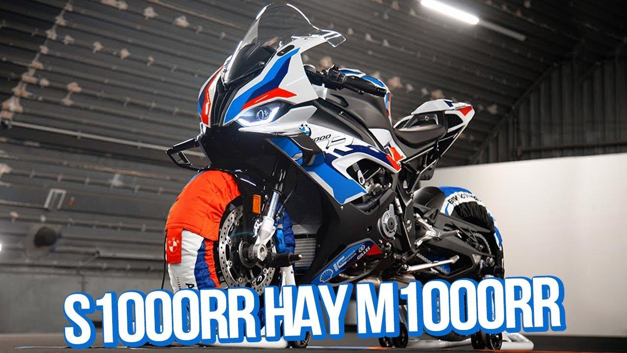 BMW M1000RR Có Gì Tốt Hơn BMW S1000RR Mà Giá Siêu Thốn Như Vậy?!