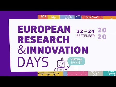 European Research and Innovation days 2020 Wrap Up video photo