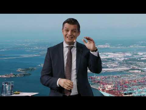 Vad är på gång i Skandinaviens största hamn?