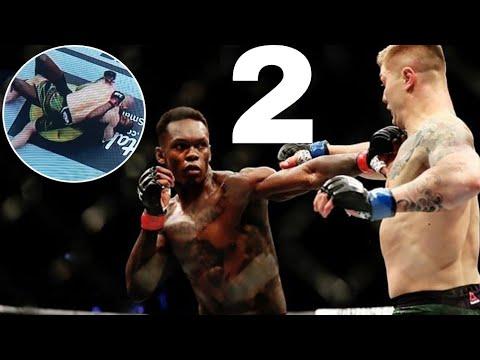 Resumen de la pelea Adesanya vs. Vettori UFC 263