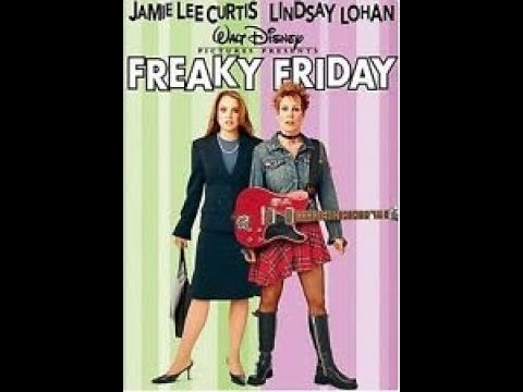 connectYoutube - Previews From Freaky Friday (Re-Make) 2003 DVD