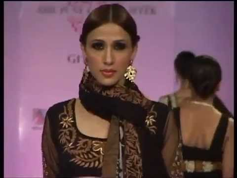 Joy Mitra -  Pune Fashion Week 2012