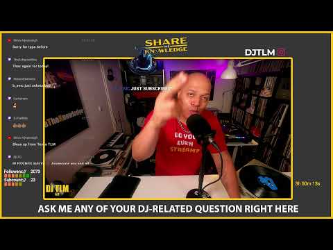 STK Live - Ask Me Anything (DJ-related)