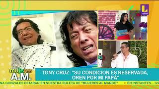 ???? Iván Cruz lucha por su vida contra la covid 19 - Mujeres al mando