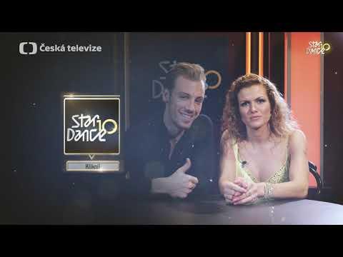 Gábina Koukalová a Martin Práger rumba