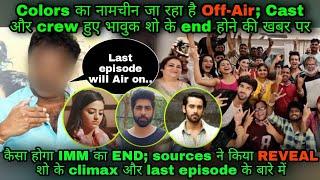 Here's when Helly Shah and Rrahul Sudhir starrer IMM 2 will go off-air - ISHPREET backslashu0026 VISHAKHA - TELLYCHAKKAR