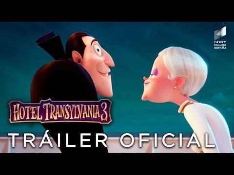 HOTEL TRANSILVANIA 3. Tráiler Oficial HD en español. En cines 13 de julio.