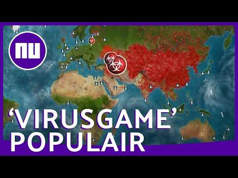 Game waarin je wereld moet infecteren met zelfbedacht virus populair in China | NU.nl