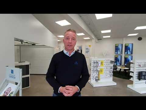 Vår VD Mikael Holmstrand berättar om hur vi skapar säkra garageportsbyten i coronatider.