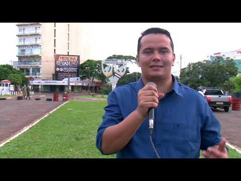 Boletin Covid-19 no Paraguai, Fronteira Pedro Juan Cabalheiro e Ponta Porã-Ms