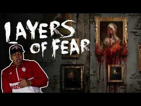 connectYoutube - Layers of Fear Pt 2 (I CAN'T HANDLE THIS!!)