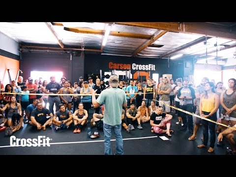 Carson CrossFit, the 44th District and Nanette Barragan Fight Chronic Disease