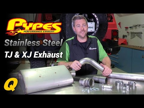 Pypes Performance Cat Back Exhaust for Jeep Wrangler TJ & Jeep Cherokee XJ Review