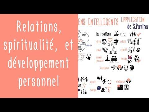 Relations, spiritualité et développement personnel des gens intelligents de Steve Pavlina