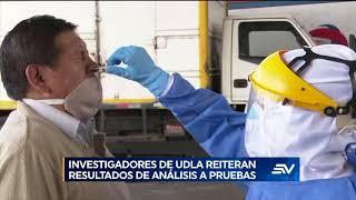 Investigadores ratifican que pruebas compradas por el Municipio de Quito no son 100 % efectivas