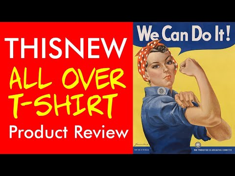 THISNEW All Over Shirt REVIEW