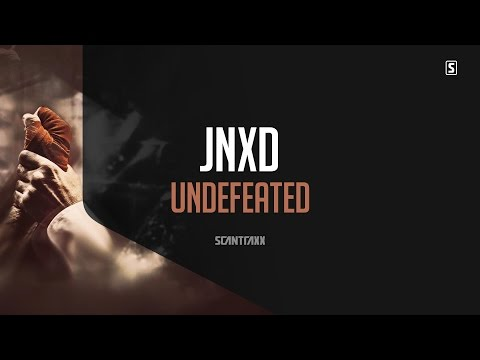 JNXD - Undefeated (#SCAN231)