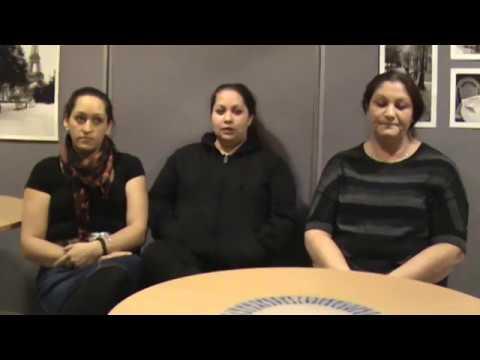 Projekt: Bättre hälsa för unga romer