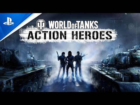 World of Tanks: Action Heroes | PS5, PS4
