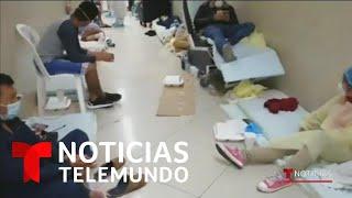 Sistema hospitalario de Guatemala colapsa por la pandemia aunque el gobierno lo niega