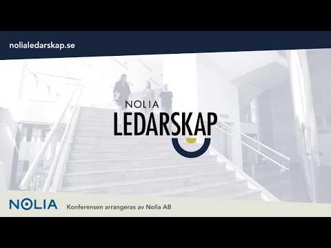 Nolia Ledarskap program Umeå 4 okt 2018