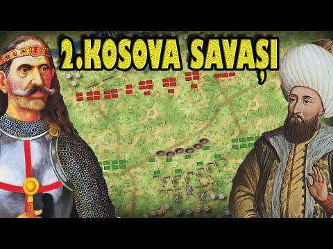 2.KOSOVA MEYDAN MUHAREBESİ (1448) || Balkanlar Kesin Olarak Türklerin!!!
