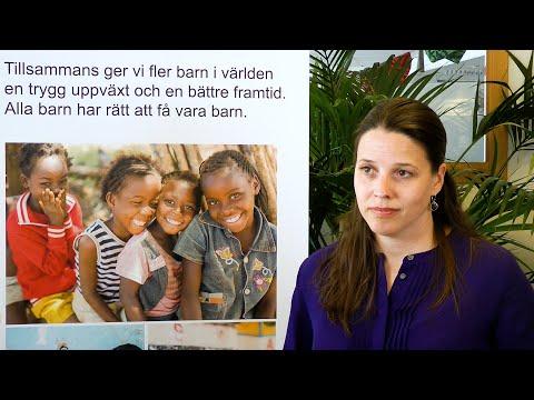 Martina Hibell om Barnfondens strategi 2021 - 2025