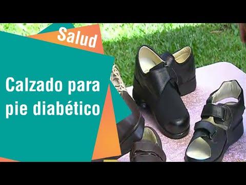 Calzado para pie diabético | Salud